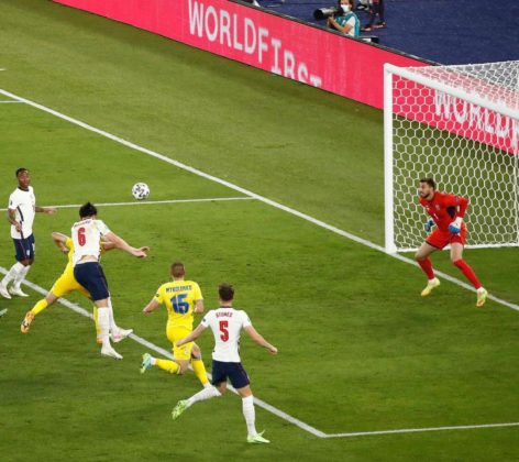 EURO 2020 England Ukraine