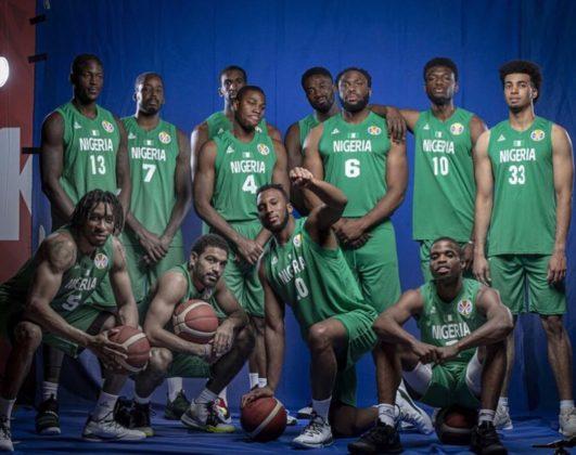 Nigerian Customs Nigerian Basketball Teams