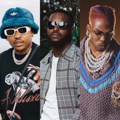 DJ Neptune Taps Focalistic and Ckay for Ampiano Jam Dropping Soon | SEE DETAILS