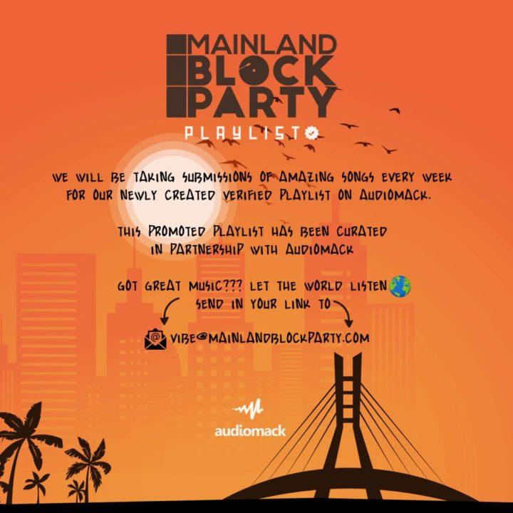 Mainland Block Part