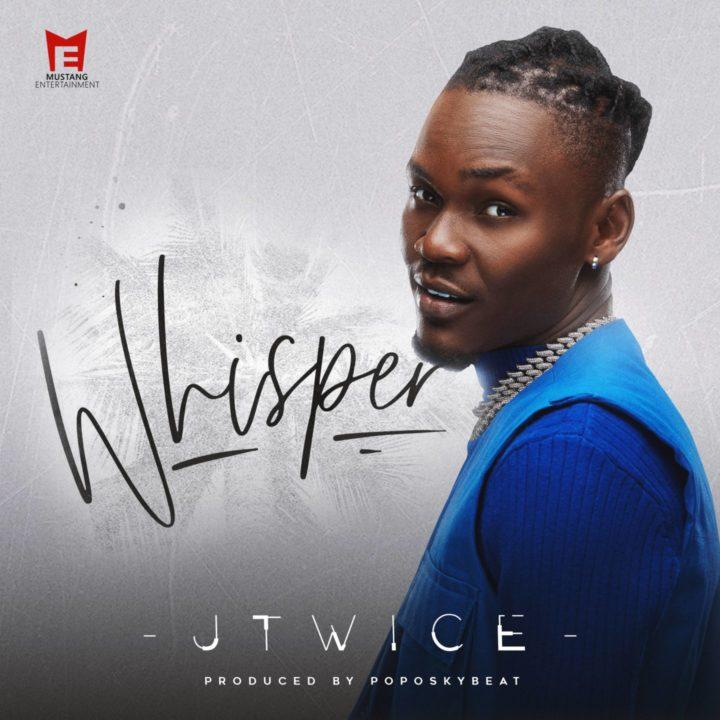 """JTwice Releases New Single – """"Whisper"""""""