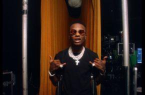 Wizkid Essence Moves up Ten Spots on the Billboard Hot 100 Chart NotjustOK