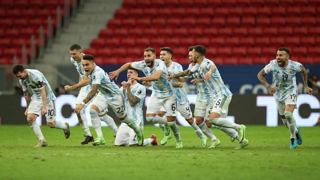 Argentina Columbia Copa America