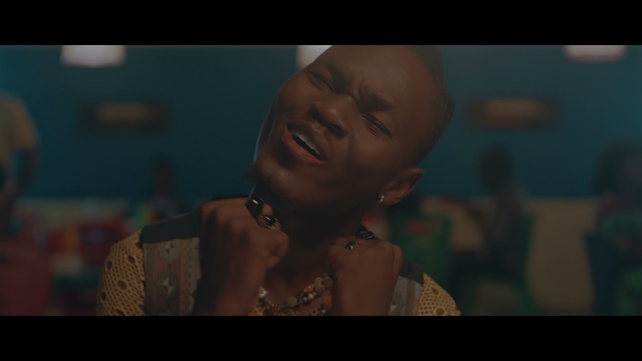 Jtwice Releases Video To His Melodious Afropop Single – Whisper