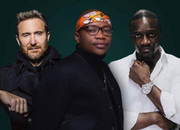 Master KG Drops 'Shine Your Light' Video ft Akon & David Guetta | WATCH