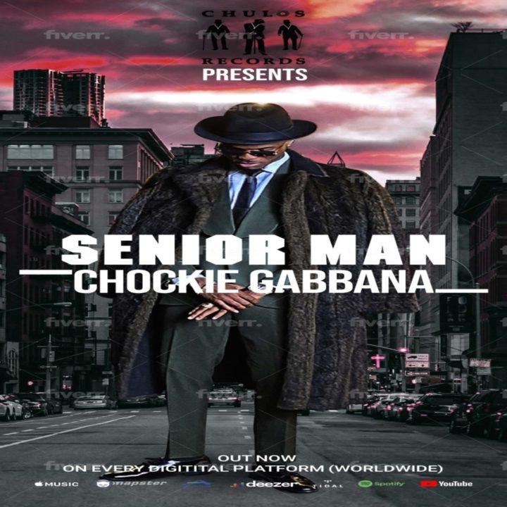 Fast-Rising Nigeria Artiste Chockie Gabbana Drops New Single and visuals for –  'Senior Man'