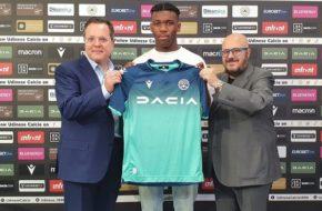 Udinese sign Udogie