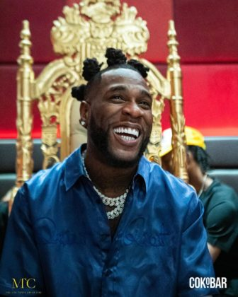 See Exclusive Photos From Burna Boy O2 Concert NotjustOK