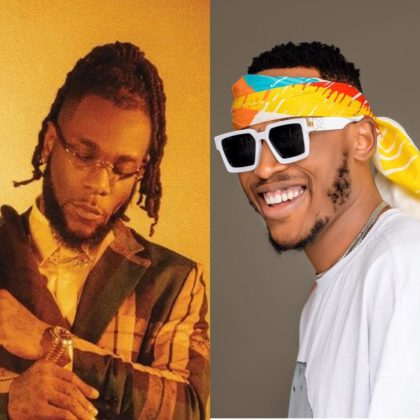 Burna Boy and Mr 2Kay Reunite Years After Famous Fight NotjustOK Video Watch
