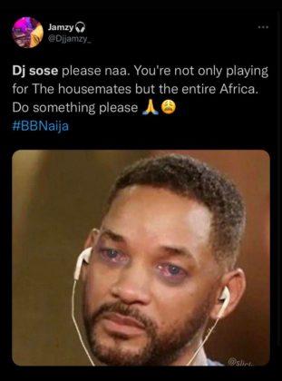 BBNaija Update Mixed Reactions Trail DJ Sose Party Set NotjustOK