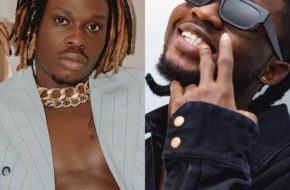 Fireboy DML and Omah Lay Hint at New Collab NotjustOK Twitter
