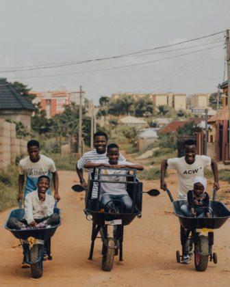 Watch Ikorodu Bois Adaptation of Essence Video by Wizkid And Tems NotjustOK