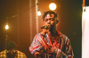 Johnny Drille Holds Pajamas Themed Listening Party for New Album Watch Video NotjustOK