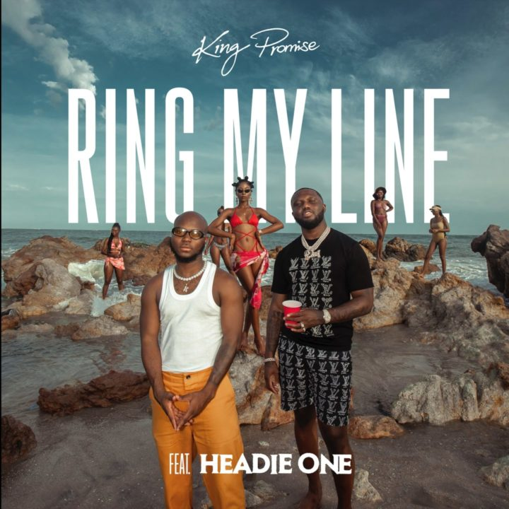 King Promise, Headie One - Ring My Line