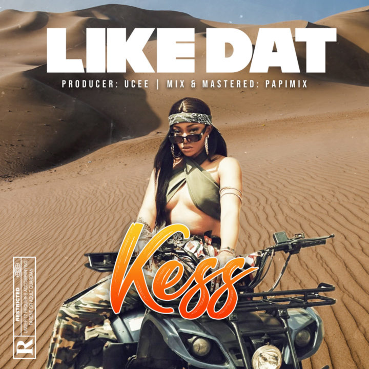 Kess Delivers Smashing Visuals For New Single 'Like Dat' – .