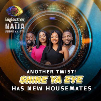 BBNaija Michael Kayvee JMK Queen Unveiled as New Housemates NotjustOK