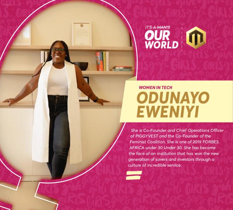 Odun Eweniyi Equality Day