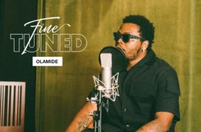 Olamide Performs Medley of Rock and Julie for Audiomack Watch Video NotjustOK