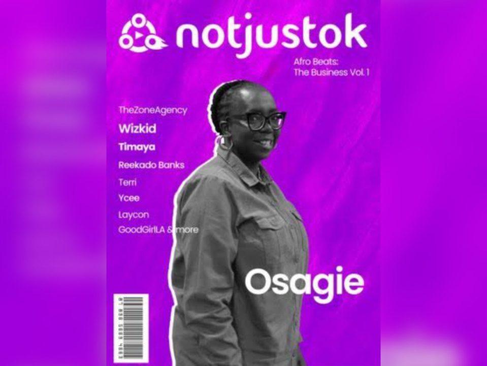 Osagie music industry
