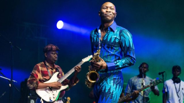 Seun Kuti Reveals How He Used to Smoke Weed With His Mother Watch Video NotjustOK