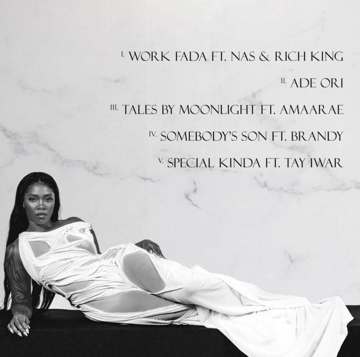Tiwa Savage - Water & Garri Tracklist