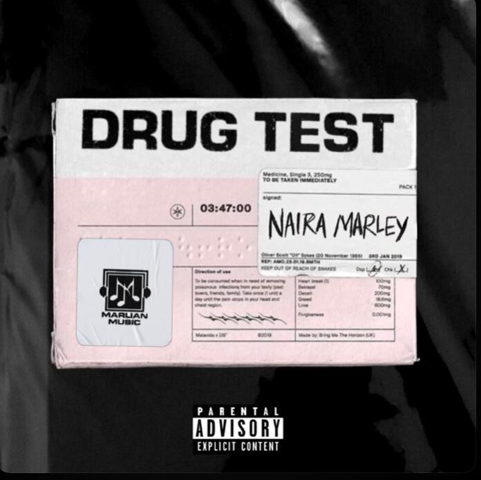 Naira Marley New Song Drug Test