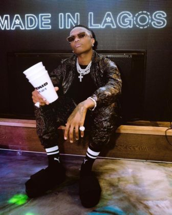 Wizkid Shares New Snippet from MIL Deluxe Watch Video NotjustOK