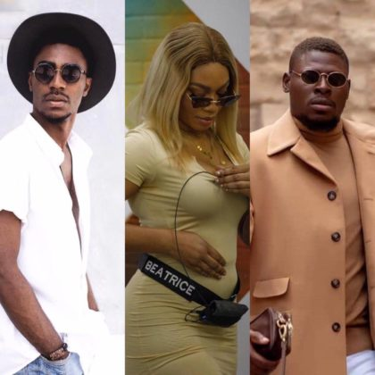 BBNaija Yerins Niyi and Beatrice are First Evicted Housemates Reactions NotjustOK