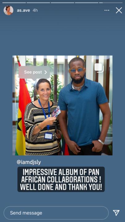 DJ Sly New Album French Ambassador