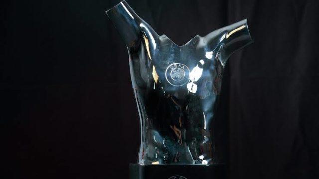 UEFA Men's Award
