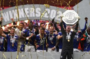 Leicester City, Community Shield