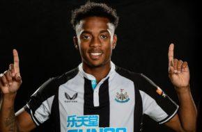 Joe Willock Newcastle