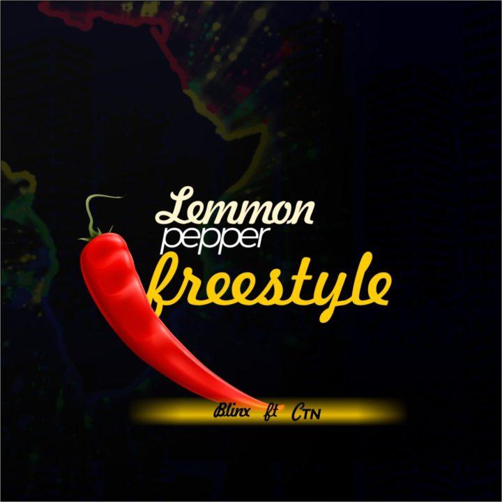 Blinx X CTN – Lemon Pepper Freestyle