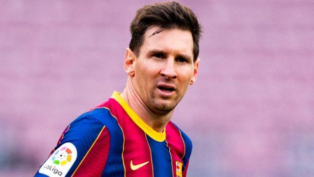Lionel Messi PSG Deal