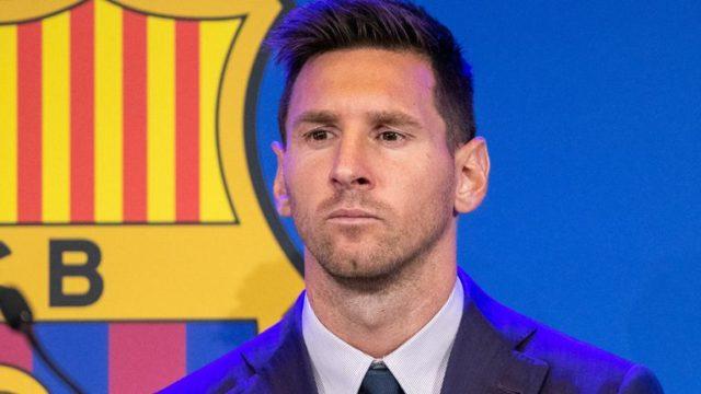 Messi PSG Medical