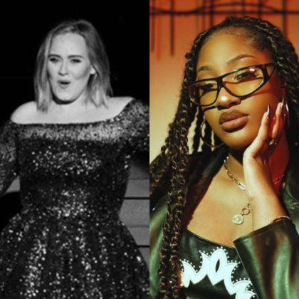 Watch Old Video of Adele Singing Tems Song Watch Video NotjustOK