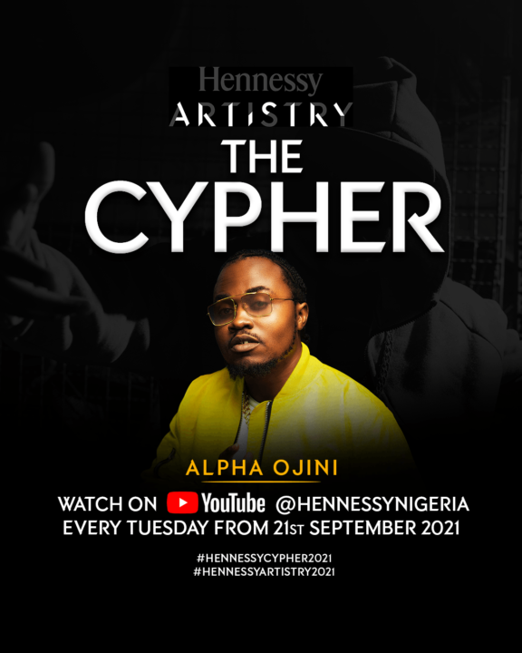 Hennessy Artistry 2021 Cyphers Artist - 2