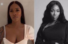 Watch Brandy on Set of New Music Video with Tiwa Savage NotjustOK
