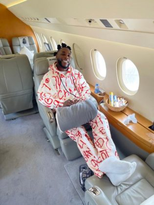 WATCH Burna Boy Performs at the Global Citizen Live Concert Video NotjustOK