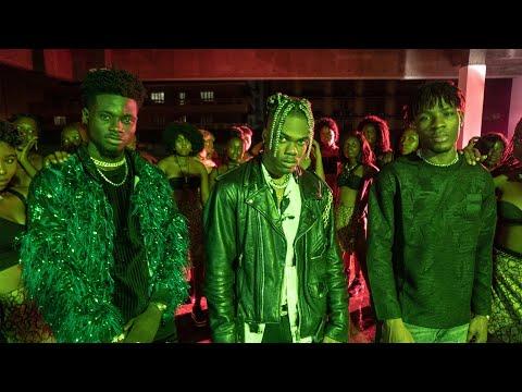 Love Nwantiti Remix Lyrics by CKay ft Jeoboy & Kuami Eugene