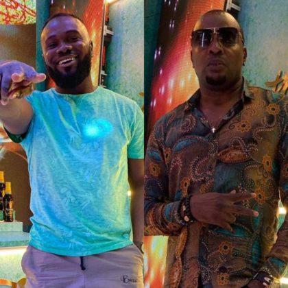 BBNaija 6 DJ Swizz & DJ Jamsmyth Thrill Housemates at Saturday Party NotjustOK