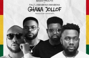 Basketmouth, Falz, Kabwena Kabwena - Ghana Jollof