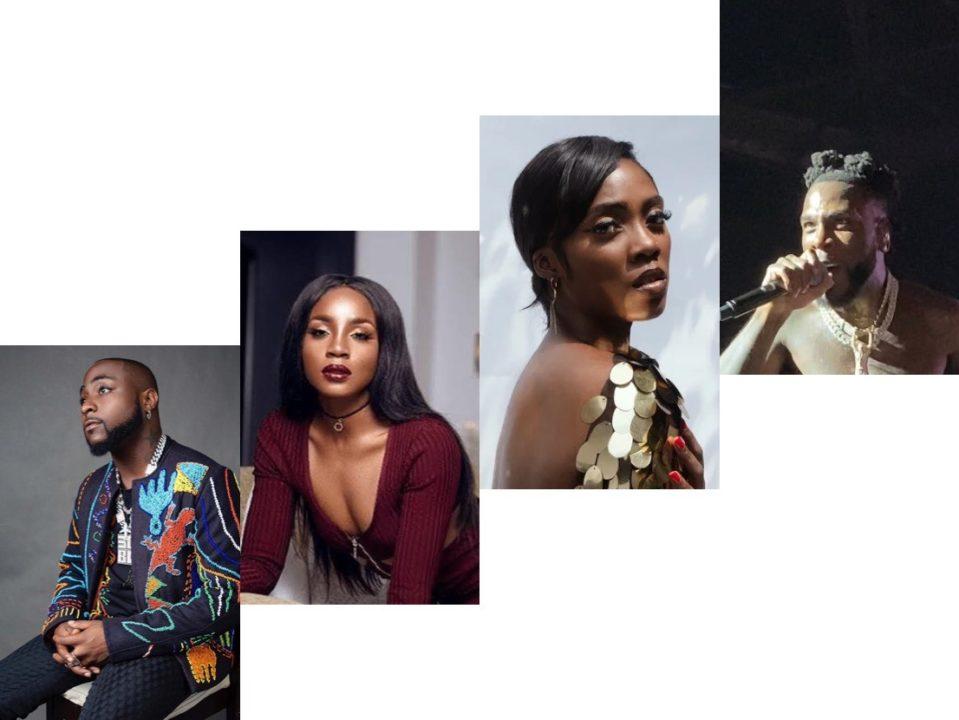 Celebrity fights nigerian music