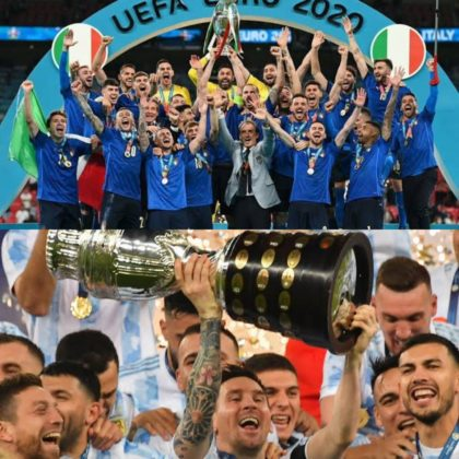Italy and Argentina