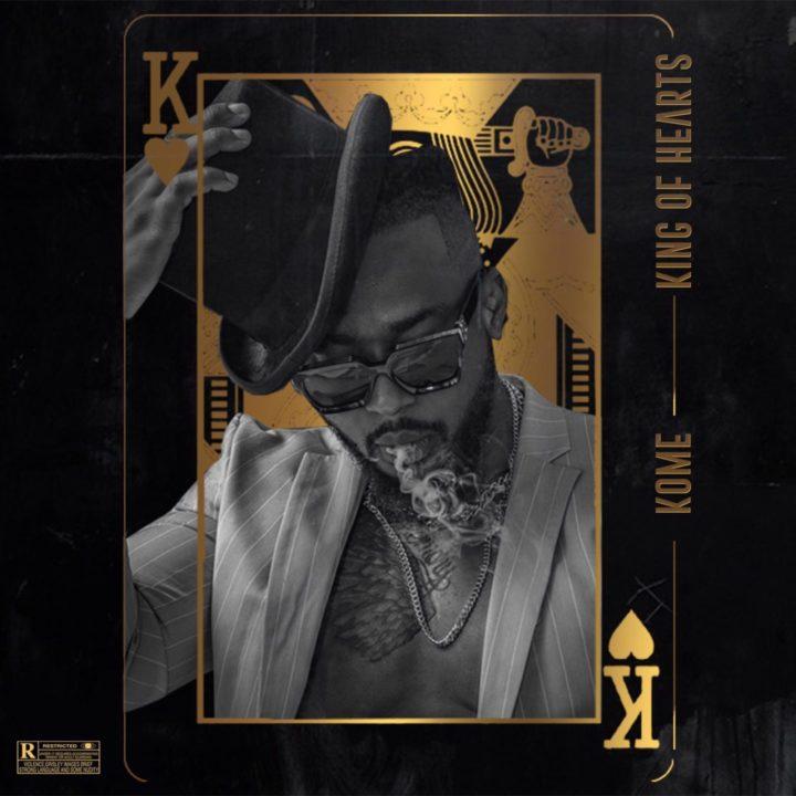 KOME – KOME - KING OF HEARTS