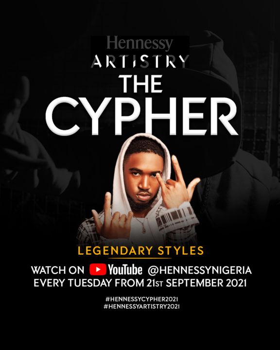 Hennessy Artistry 2021 Cyphers Artist - 3