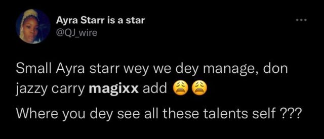 See Reactions to Mavin Records New Act Magixx Self-Titled EP  NotjustOK