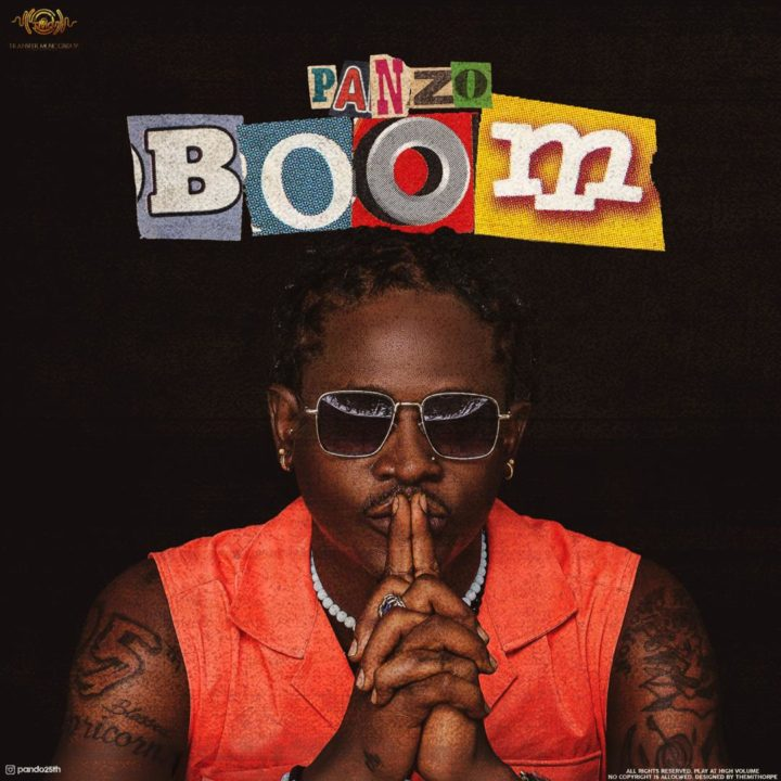 Panzo Releases New Single – Boom