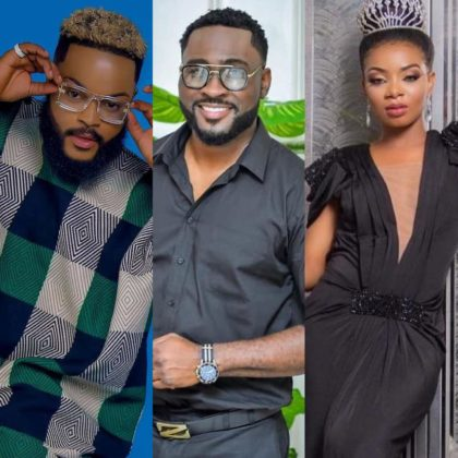 BBNaija Update Pere Clashes with Queen and WhiteMoney Watch Video Reactions NotjustOK