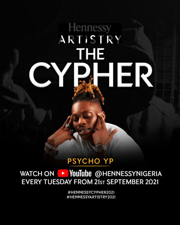 Hennessy Artistry 2021 Cyphers Artist - 1